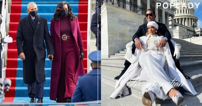 Lady Gaga、Jennifer Lopez等超群出眾女性的欽點時尚 拜登就職她們這樣穿!