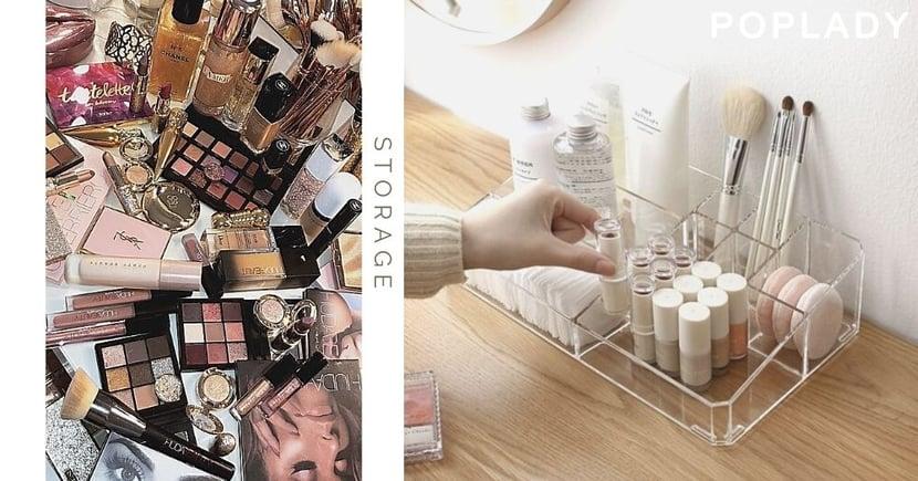 【斷捨離】勁實用!新一年5個必須棄掉的美妝護膚品,讓化妝枱重見天日!