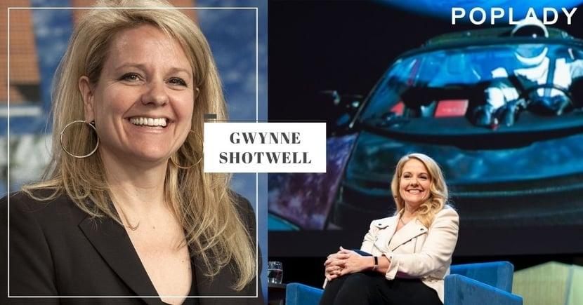 Elon Musk最强後盾!Space X總裁Gwynne Shotwell打破職場性別歧視,女性也可勇敢追夢
