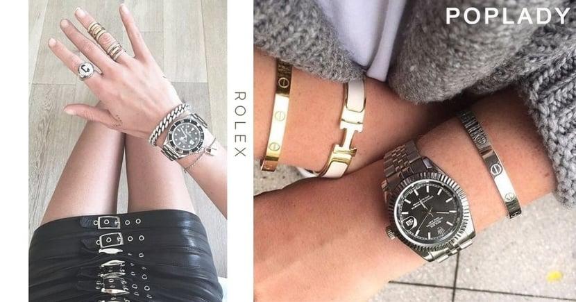 【Rolex 2021】8款時尚熱門「黑面」勞力士,新年計劃投資第1隻Rolex!