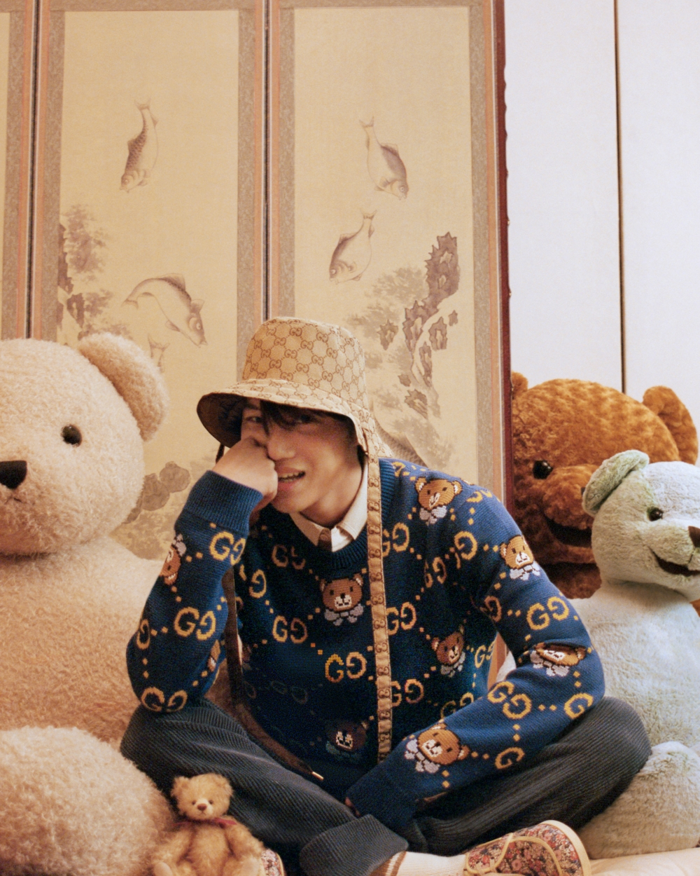 KAI x Gucci Collection_Advertising Campaign (11)
