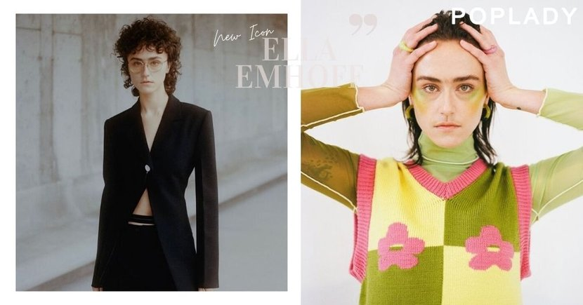 白宮罕有前衛時尚Icon!賀錦麗女兒Ella Emhoff魅力勢不可擋 既是新晉模特兒亦是服裝設計師!