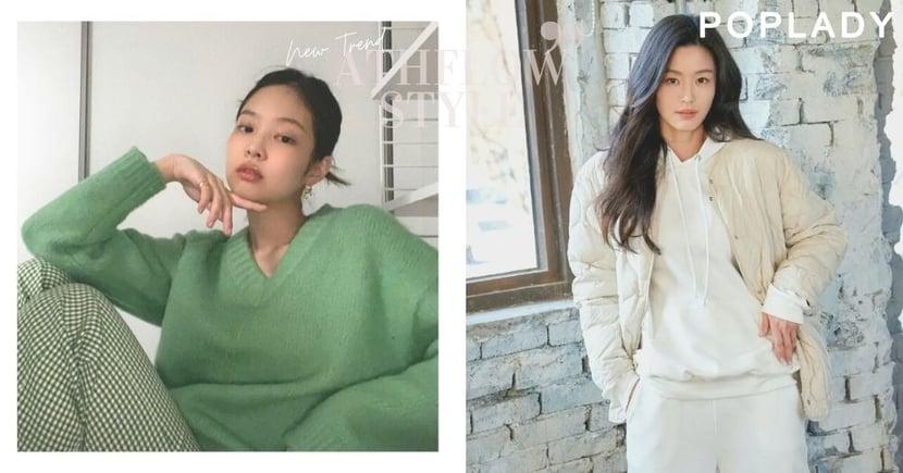 潮流新秀「Athflow」風:全智賢、Jennie為你展視無年齡界限「得體」運動新風格!