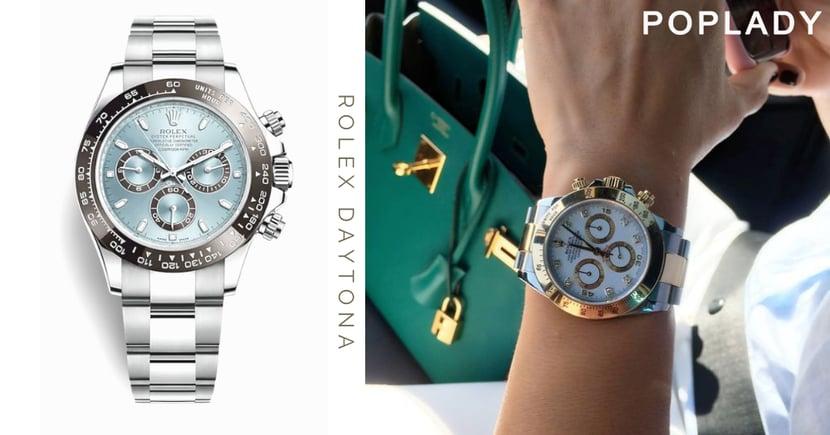 Rolex Daytona永遠的榜首「錶王」:擁有最具升值潛力的勞力士地通拿推介,女士都要懂得投資!