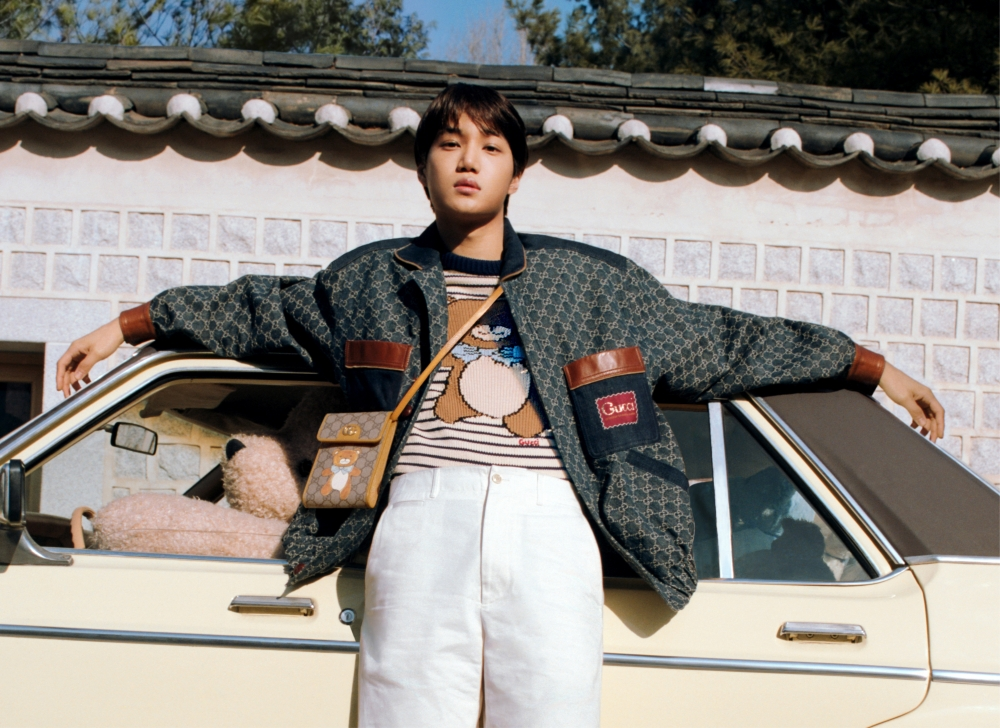 KAI x Gucci Collection_Advertising Campaign (9)