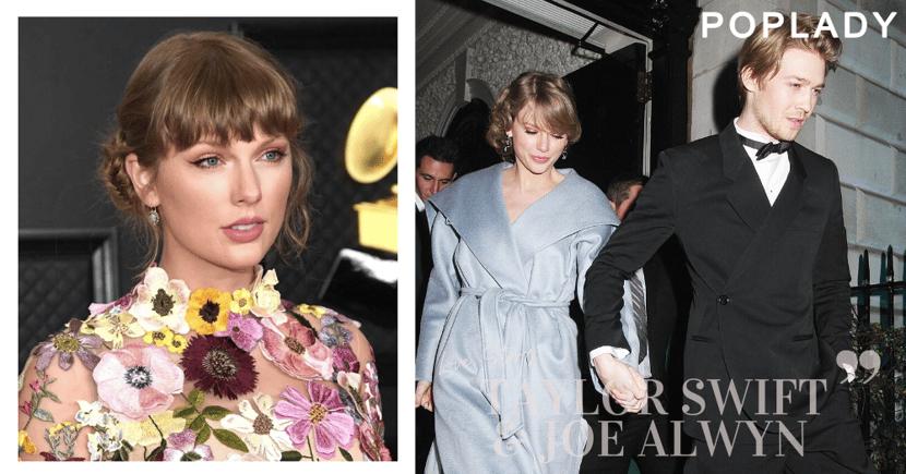 「遇上對的人, 她甘願低調去愛」: Taylor Swift再奪格林美,感謝男友Joe Alwyn共渡最美好的時光