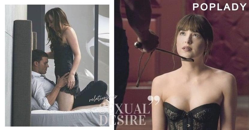 兩性床上迷思:有性慾不等於「想要」,是他對自己失去了性趣還是沒有了愛