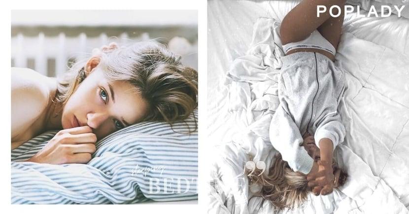睡覺也要「儀式感」:比按摩、瑜伽更有效,擺脫失眠讓你一覺醒來氣息明亮動人