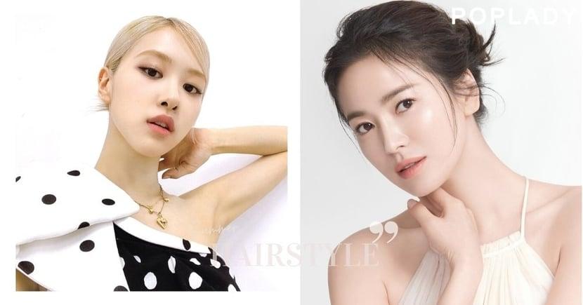 減齡瘦臉秘技:跟韓星偷師把頭髮紮起來,實現你的小顏夢