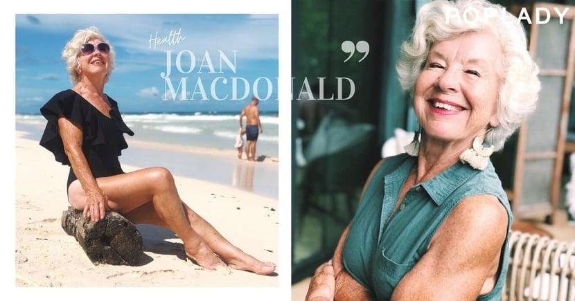 以PFC飲食法則輕鬆凍齡: 74歲 Joan MacDonald 讓身體時刻保持年輕心境