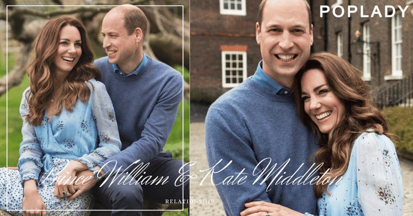威廉王子與凱特的10年童話式婚姻,變愛時同樣歷過朋友、情人分手與復合的必經階段