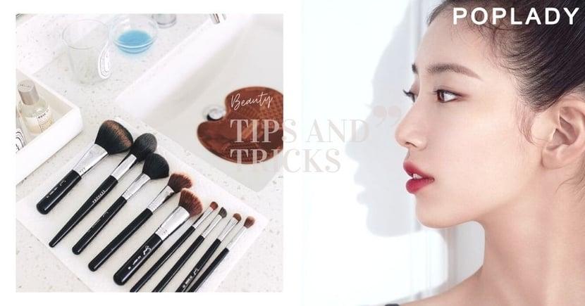 窺探日韓女性裸妝秘密武器,乾淨俐落的妝容不是靠技巧是靠它