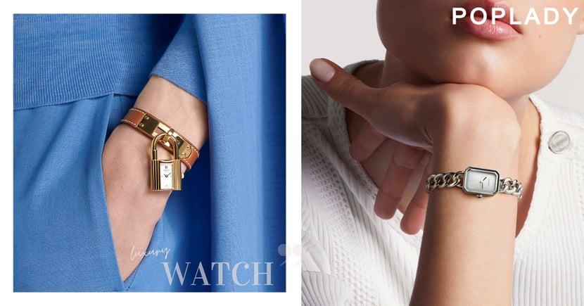 30歲該投資一隻名錶: Rolex、Cartier等入門級款式集合,高顏值款備受優雅女士追捧