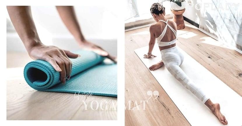 做瑜伽也會引起皮膚病、致敏原!注意這幾點日常保養可以讓瑜伽墊更耐用