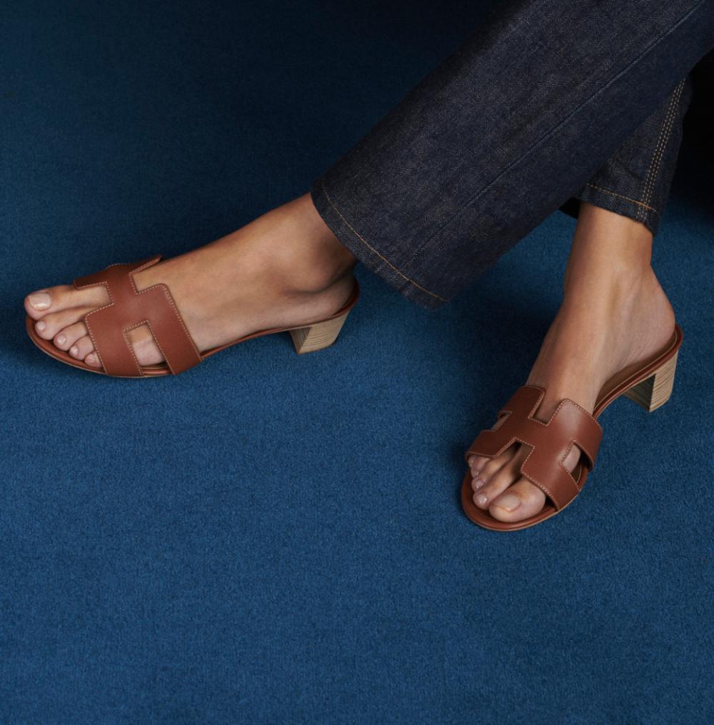 下一個Hermès的人氣爆款 泰迪熊Oran sandal