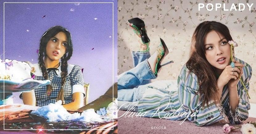 「她就像怪物一樣持續膨脹著」: Gen Z偶像、新一代天后接班人Olivia Rodrigo持續創造紀錄