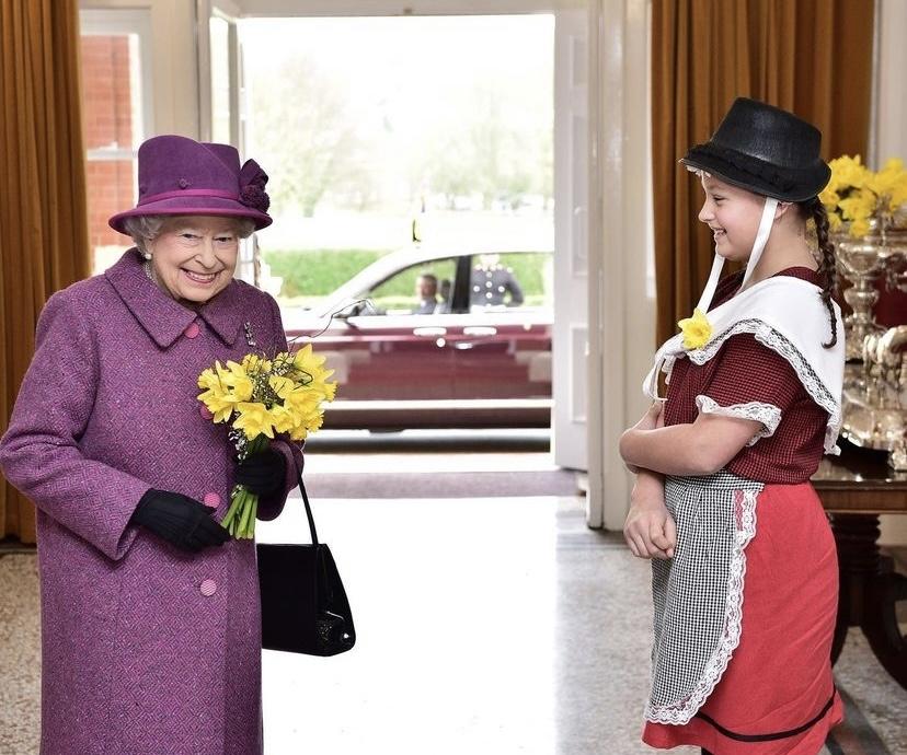 女王設置的秘密空間曝光