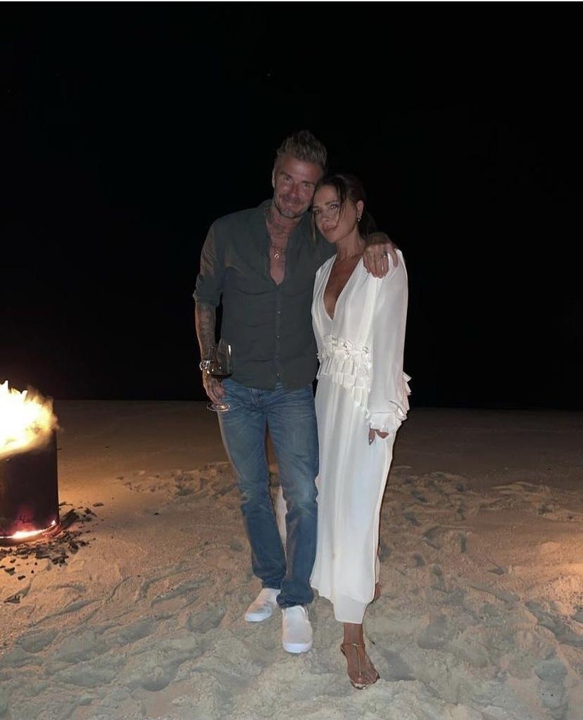 Victoria Beckham用自己的時尚品味說