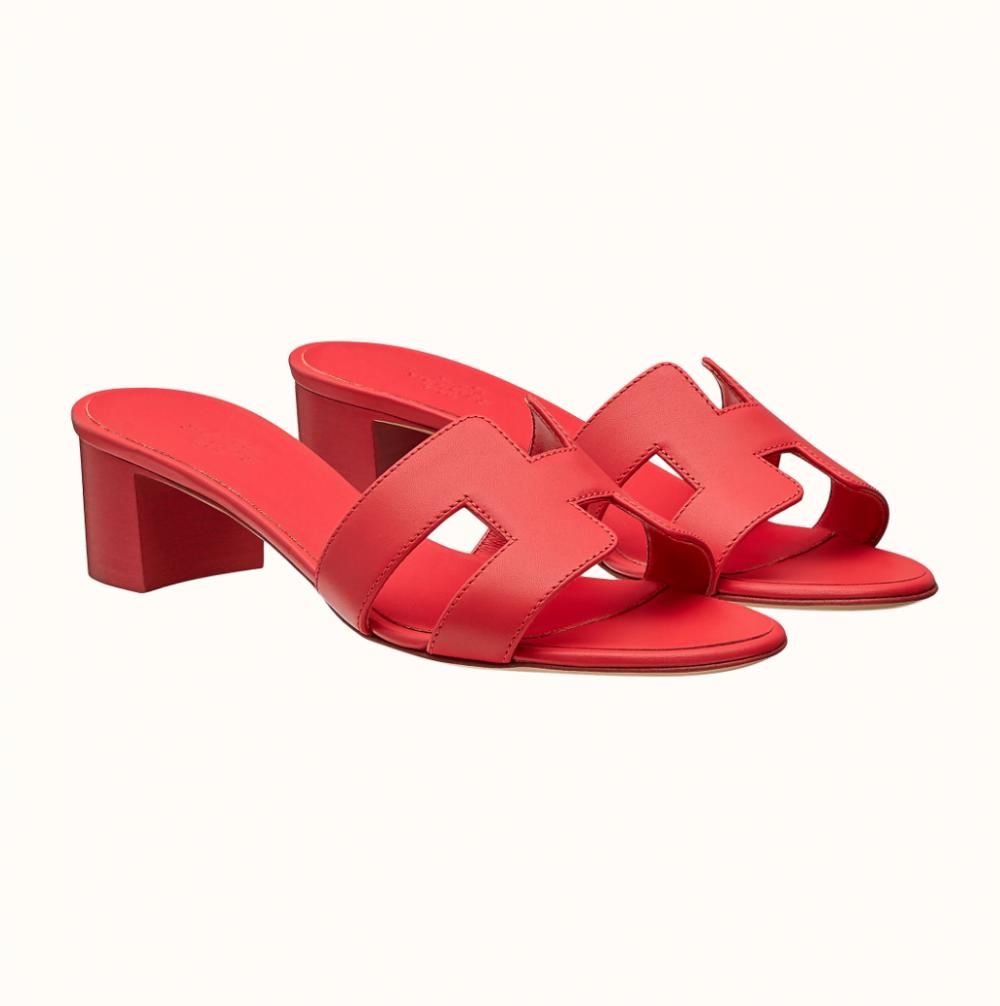 下一個Hermès的人氣單品 泰迪熊Oran sandal