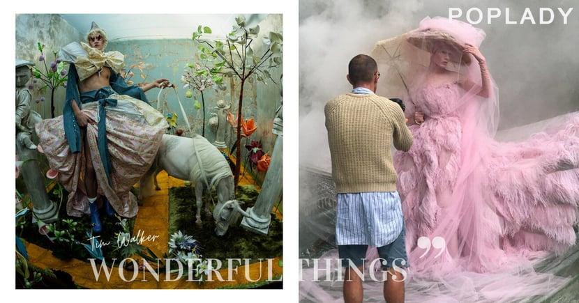 Tim Walker世界巡迴展亞洲首站:超現實攝影師大展《美妙事物》登台,時尚迷絕對不容錯過!