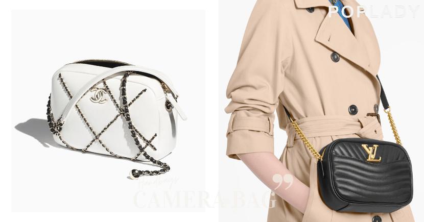 CHANEL、Louis Vuitton等名牌「相機袋」集合 , 日與夜都能輕鬆搭配的實用款式
