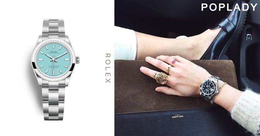 勞力士保值推薦:25、30、35歲的不同階段,你值得擁有不同級別的Rolex款式