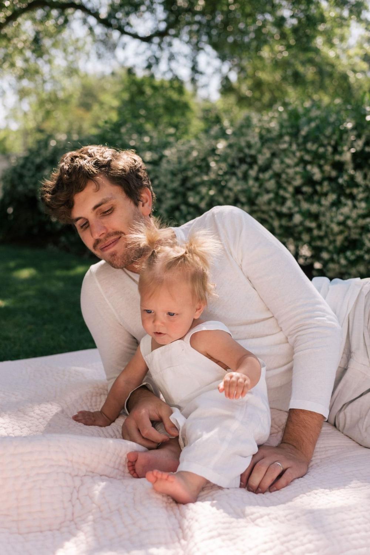 慈父代表雷神Chris Hemsworth和星爵Chris Pratt的親子時間