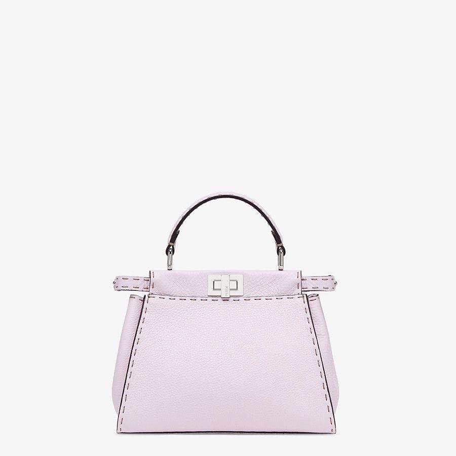 你喜歡薰衣草紫還是粉紫色?推薦Fendi、Balenciaga、Bottega Veneta、Loewe10款紫色手袋