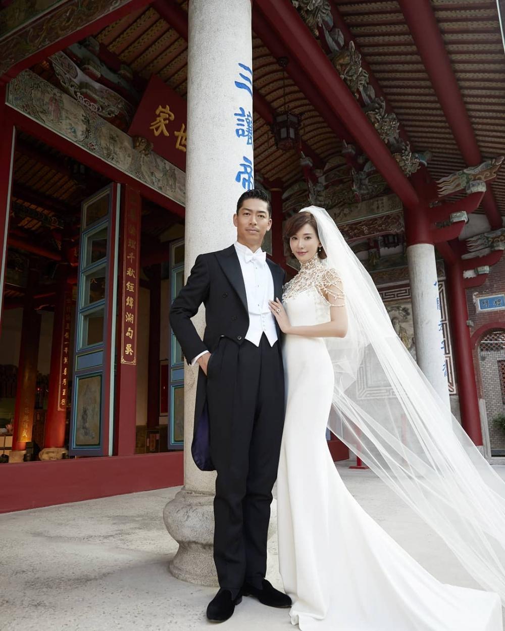 林志玲、AKIRA結婚2週年「棉婚」