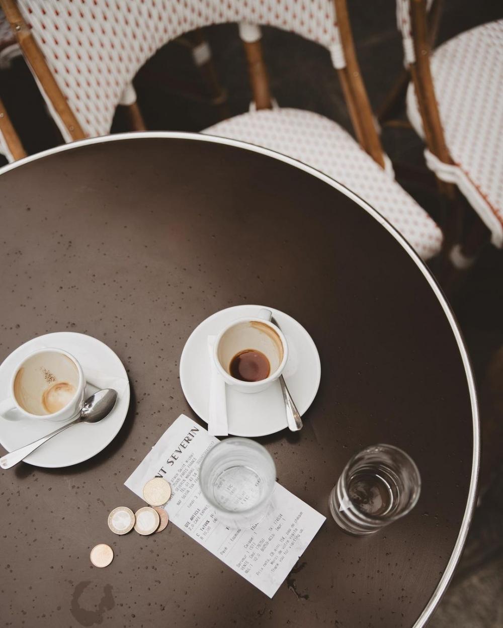 coffee. 咖啡心理學