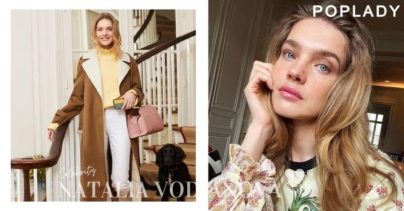 「當你處於低谷時才會發現小事中美好」:LVMH時尚帝國太子妃不只因美貌,Natalia Vodianova充滿智慧的人生步伐