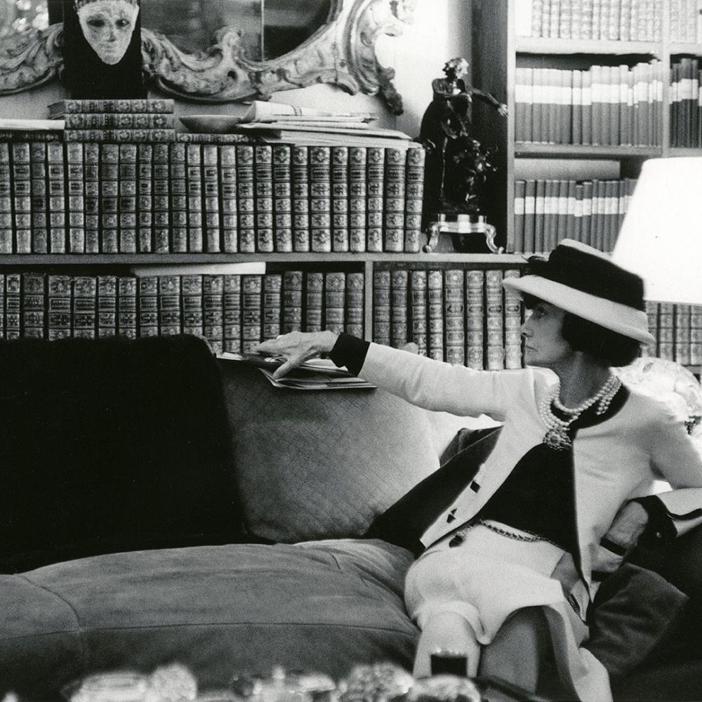 享受愛情吧!那都是生命的過程Coco Chanel的愛情編年史