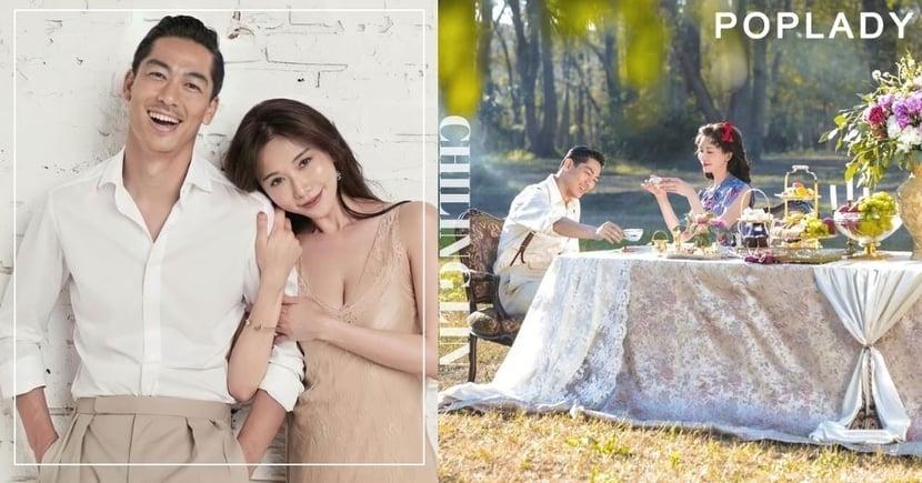 「愛情,是一輩子的學習」:看見愛情裡的最美好,林志玲與「國民姊夫」Akira結婚2週年!