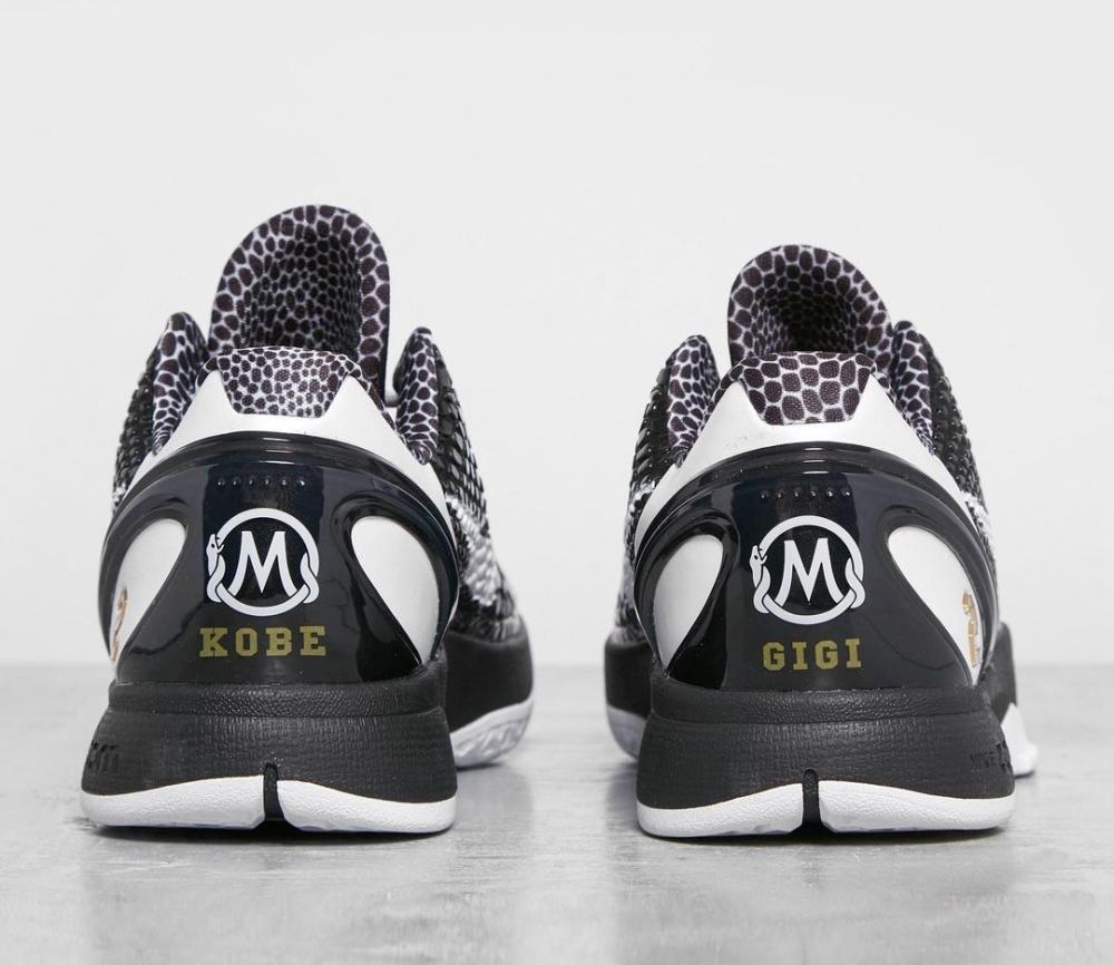 逝世Kobe Bryant老婆親自為女兒設計的鞋款