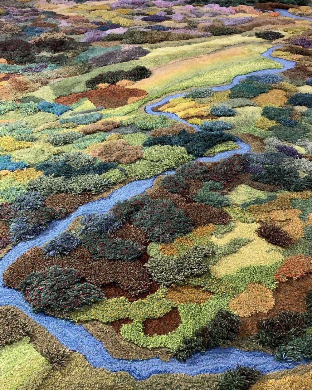 Alexandra Kehayoglou的地毯
