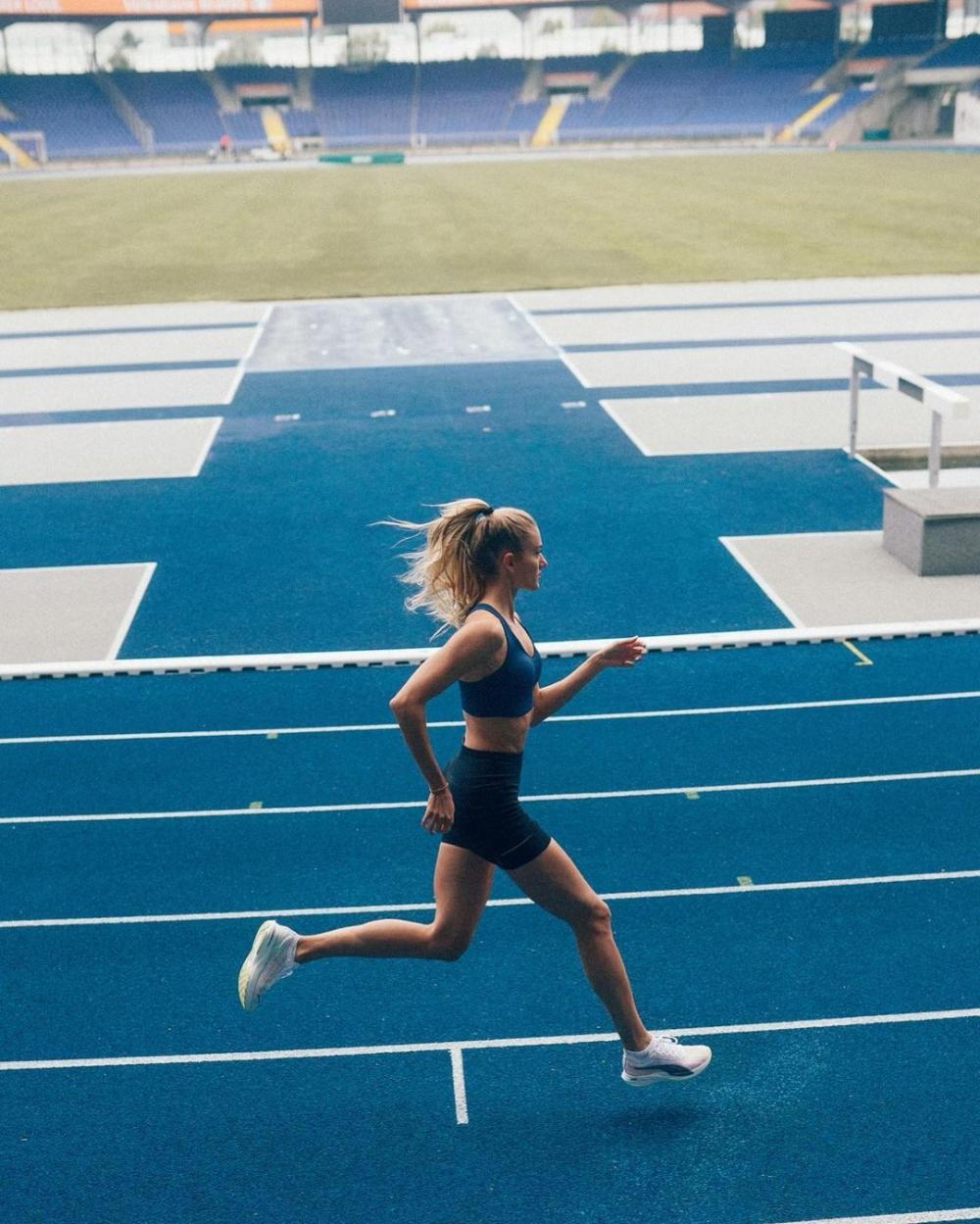 「世界最美運動員」Alica Schmidt