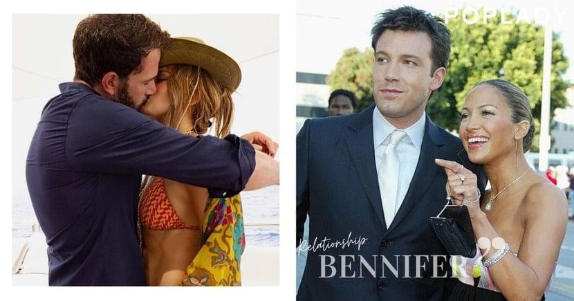 「我們永遠會是彼此的」:Jennifer Lopez、Ben Affleck離別17年後再次相愛,當年的「Bennifer」矚目復合