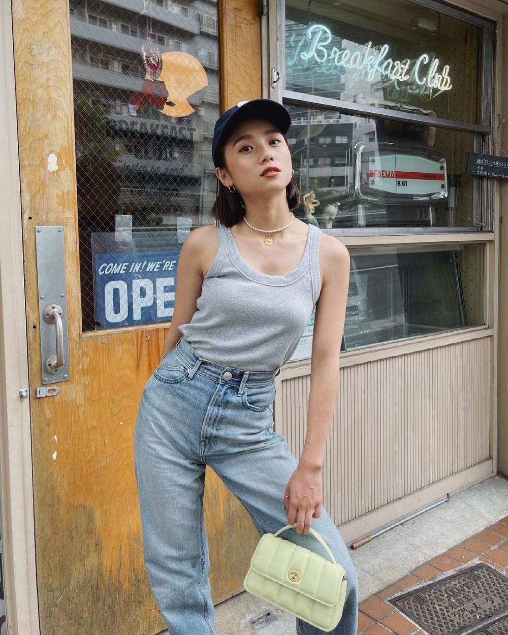 日本小隻女穿搭