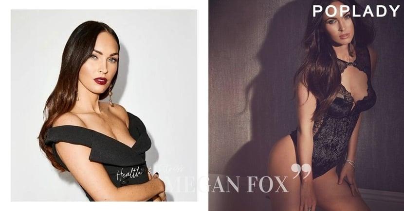 好萊塢明星Megan Fox維持曲線身材的關鍵原因:專家認證的5週瘦身計畫「The 5-Factor Diet 」