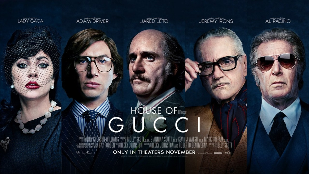《House Of Gucci》