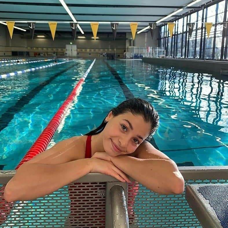 奧運敘利亞難民選手——Yusra Mardini