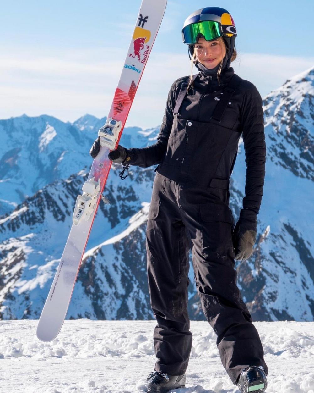 「滑雪小天后」冬奧選手谷愛凌