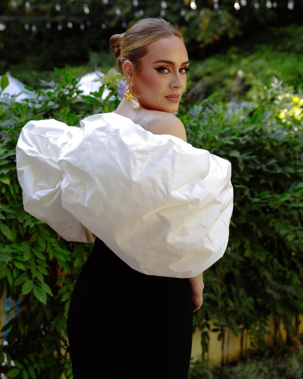 歌迷期待再次墜入愛河的Adele能有更多靈感,為大家帶來全新音樂作品。