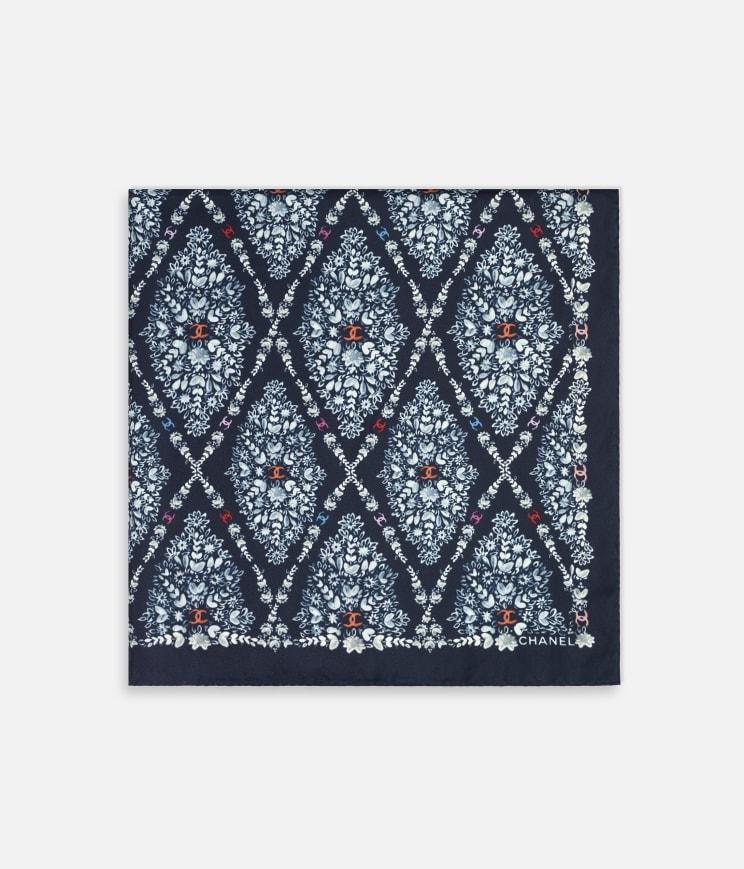 CHANEL絲巾