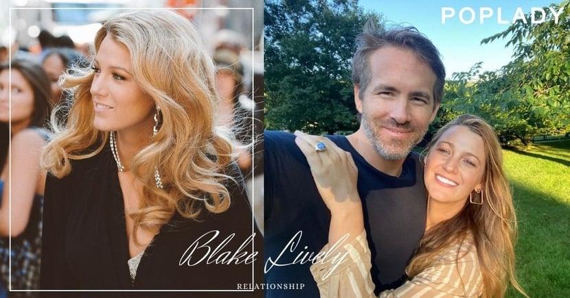 重訪第一次約會的餐廳:Blake Lively和Ryan Reynolds結婚10週年,再次感受初次的怦然心動