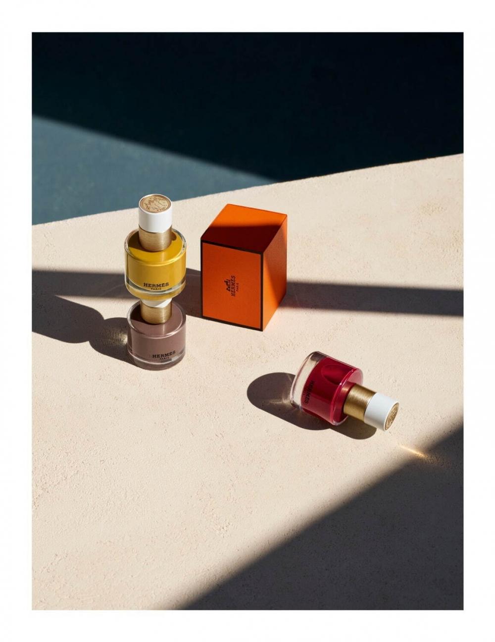Hermes-指甲油-黃色