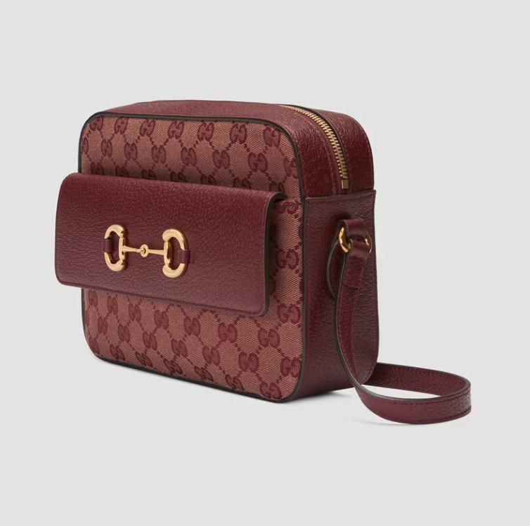 Gucci馬銜扣現已成為品牌的象徵