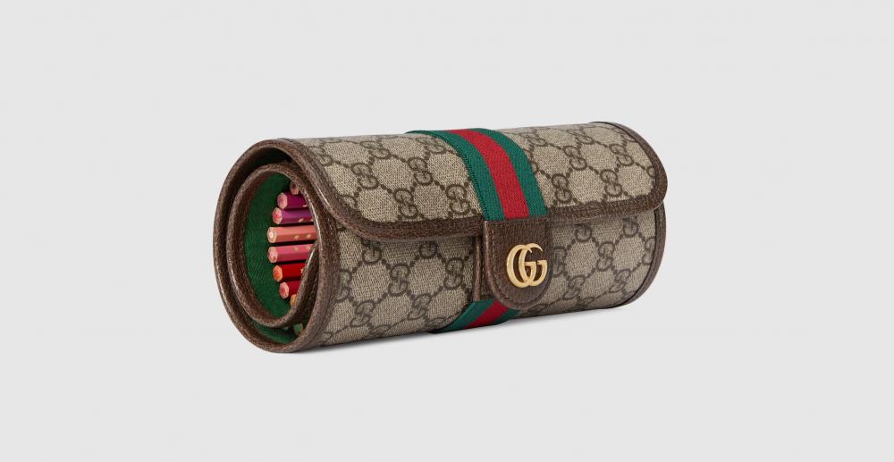 Gucci時髦的2021全新色鉛筆盒