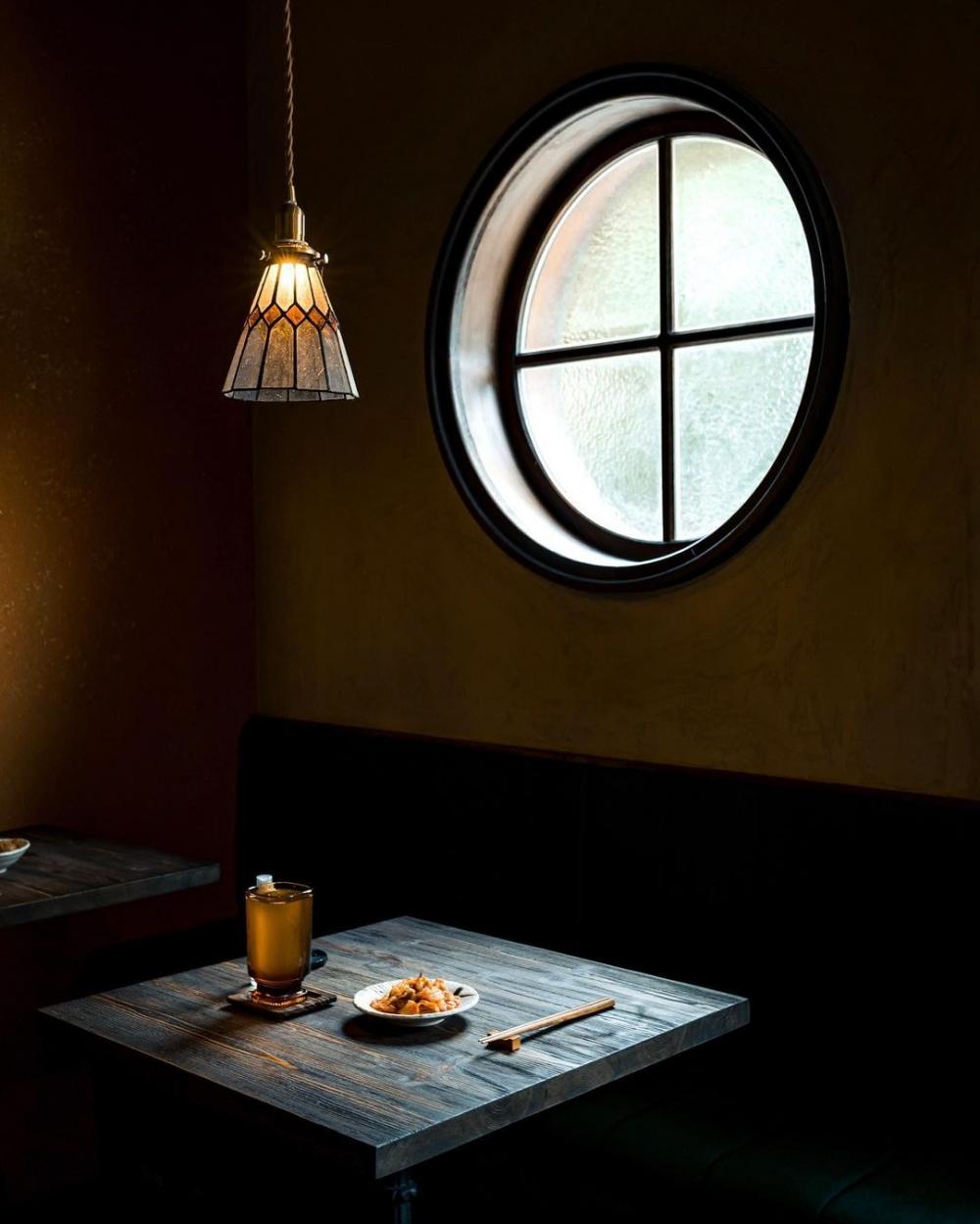 在台北的茶室,美得像是世外桃源