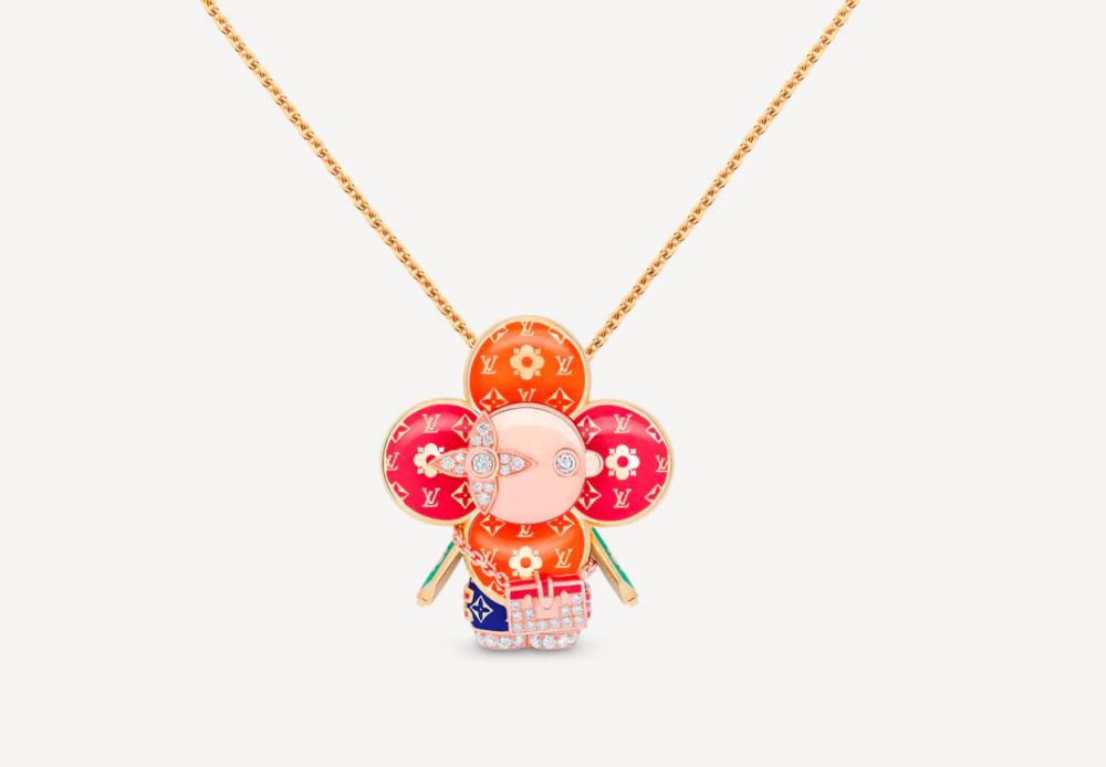 代表著新加坡華人的文化Vivienne Petite Malle還背著可愛的迷你包